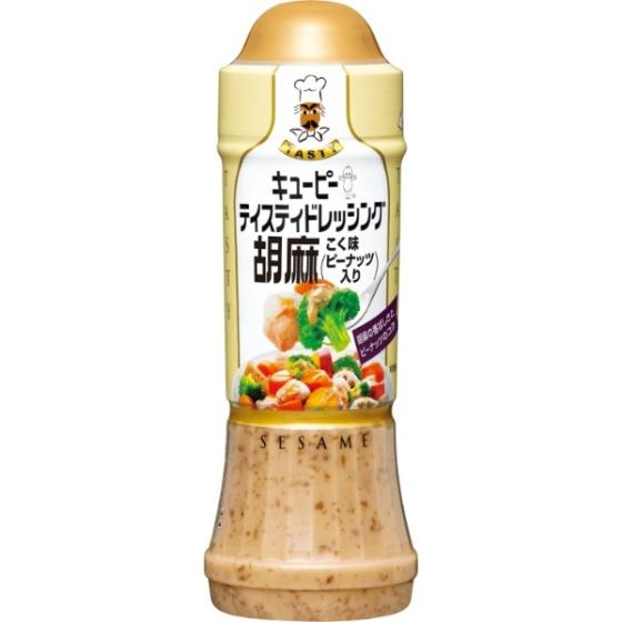 キューピー テイスティドレッシング胡麻こく味  210ml