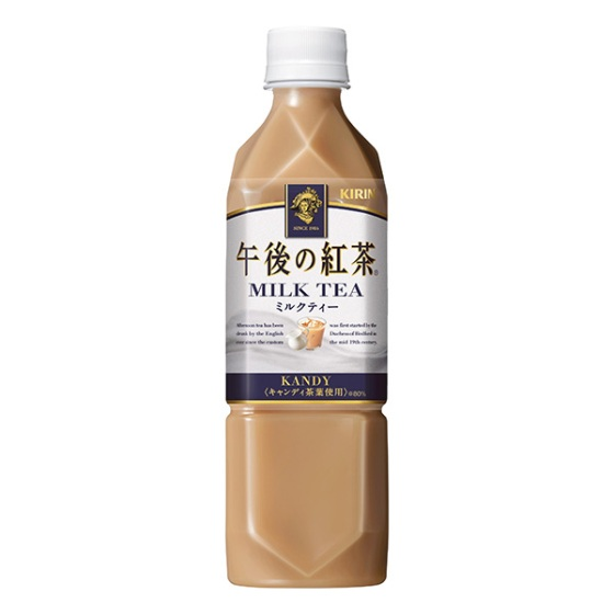 キリン 午後の紅茶ミルクティー 500ml