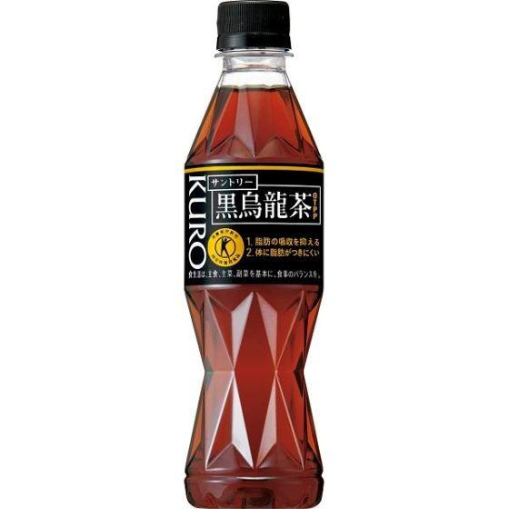 サントリー 黒烏龍茶 350ml (特定保健用食品)