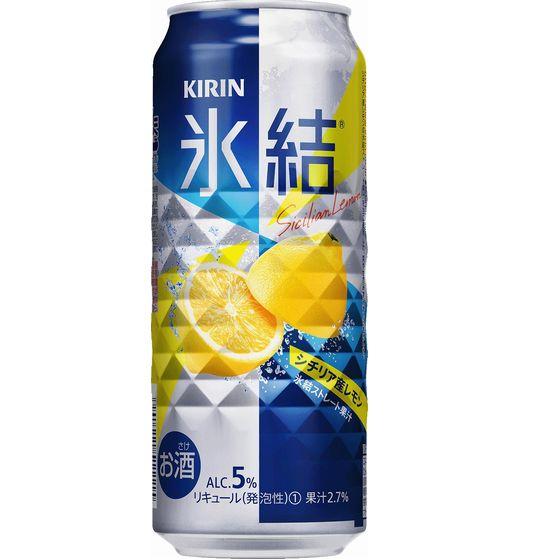 キリン 氷結 レモン 500缶