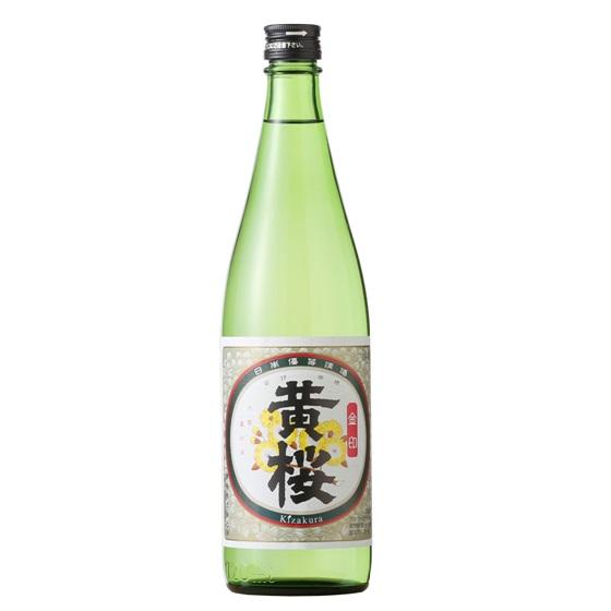 金印 黄桜 720ml