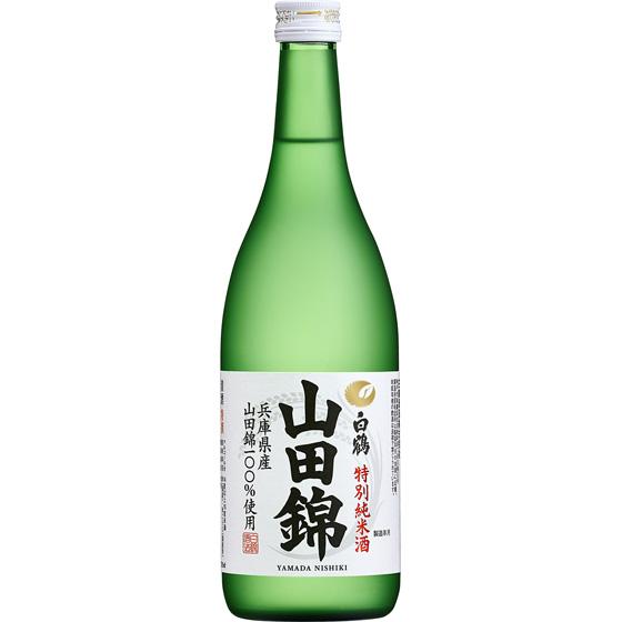 特撰 白鶴 特別純米酒 山田錦 720ml