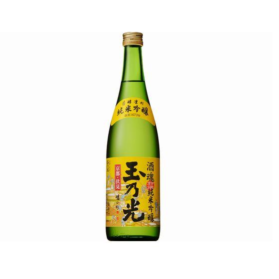 玉乃光 純米吟醸・酒魂  720ml