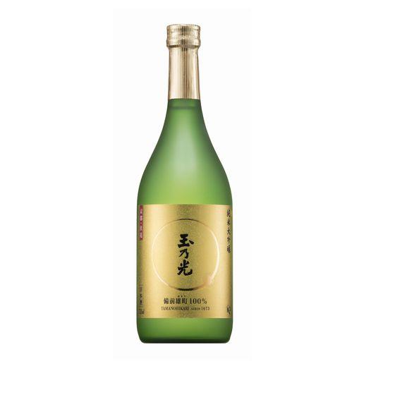 玉乃光 純米大吟醸・備前雄町(業務用)  720ml