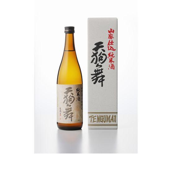 天狗舞 山廃仕込 純米酒  720ml