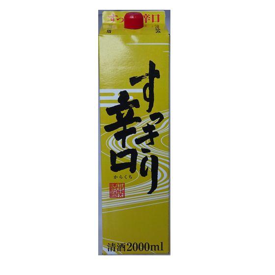 北関 スッキリ辛口パック  2000ml