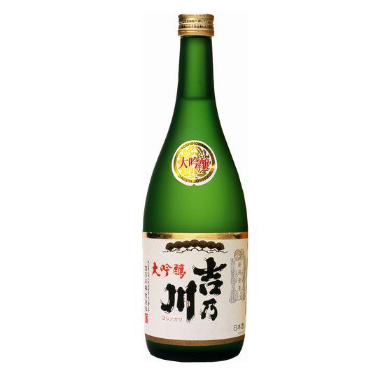 吉乃川 大吟醸  720ml