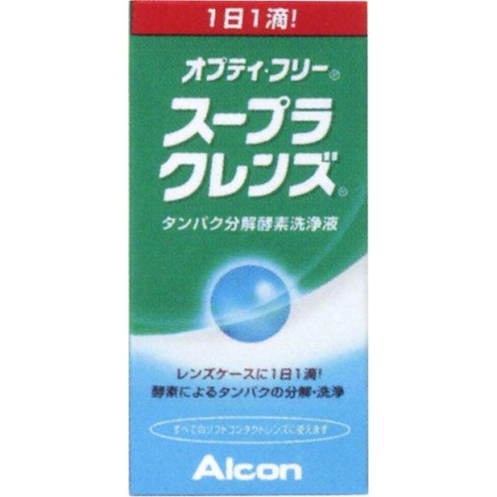 日本アルコン オプティ・フリースープラクレンズ  5ml