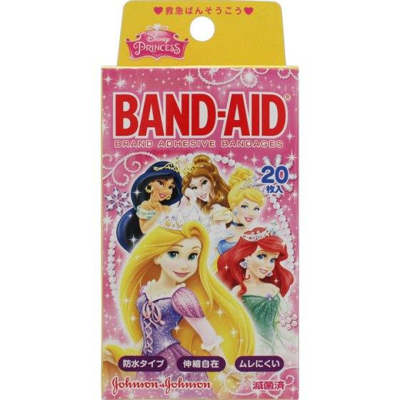 バンドエイド ディズニー プリンセス こどもサイズ