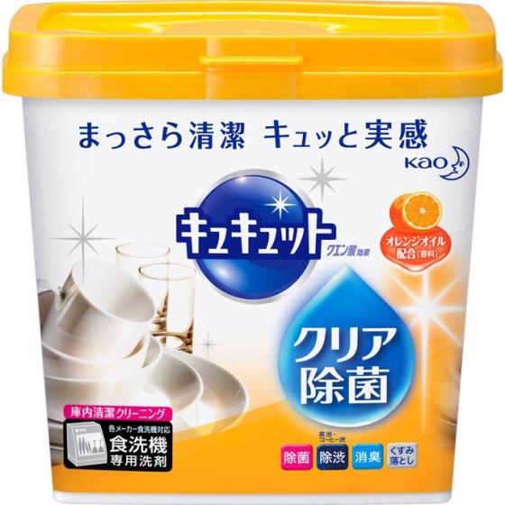 花王 食器洗い乾燥機専用 キュキュット ボックス 680g