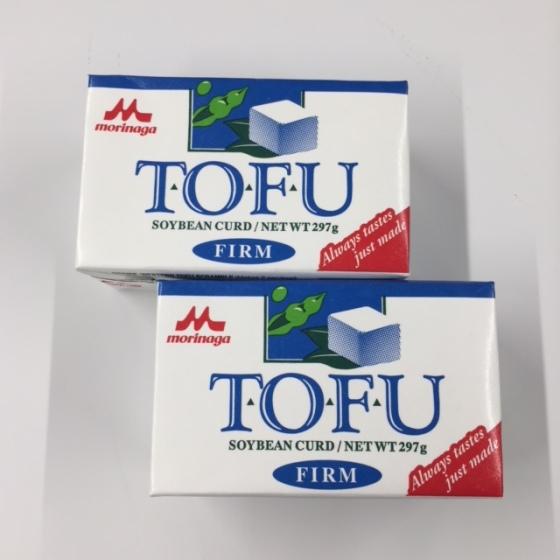 パック豆腐 木綿・青 (2個セット)