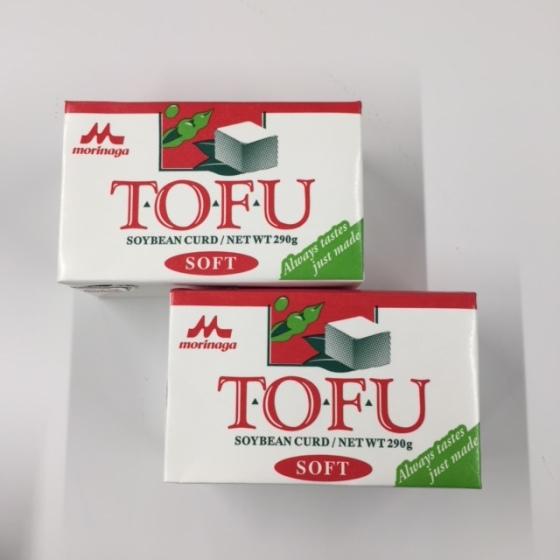 パック豆腐 絹ごし・赤 (2個セット)