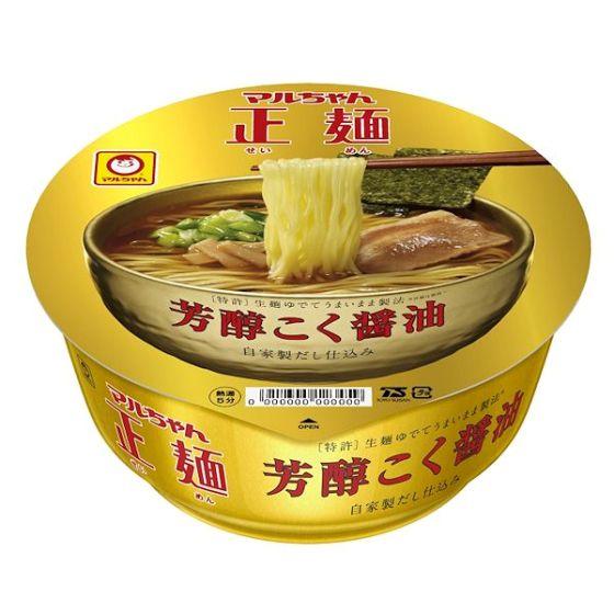 マルちゃん マルちゃん正麺 醤油 111g