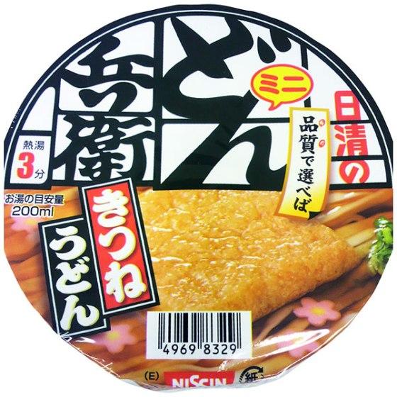 どん兵衛きつねミニ(東) 42g