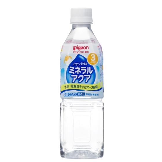 【3ヶ月頃~】 ピジョン イオン飲料 500ml