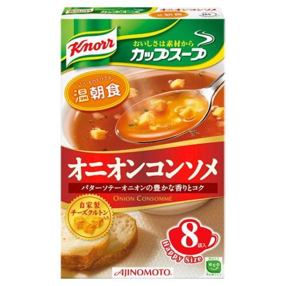 クノール カップスープ オニオンコンソメ 8袋入