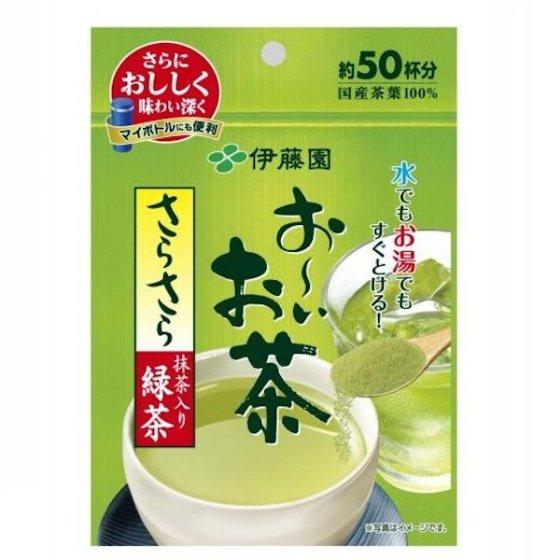 伊藤園 お~いお茶さらさら緑茶 40g