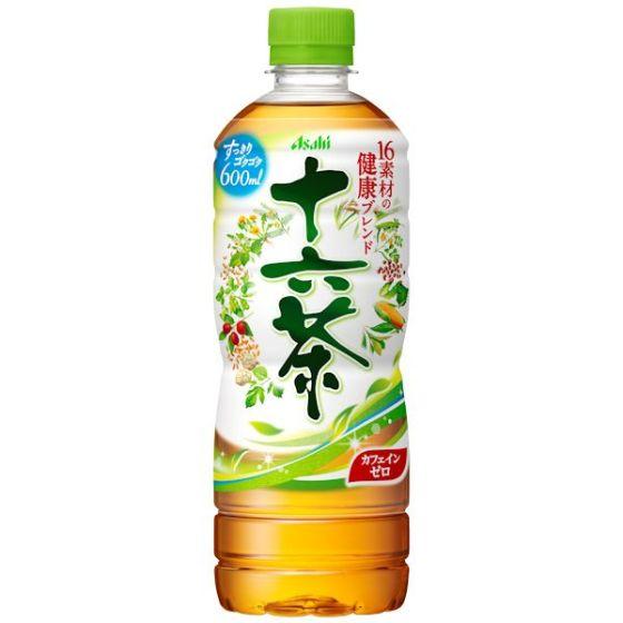 アサヒ飲料 十六茶 600ml