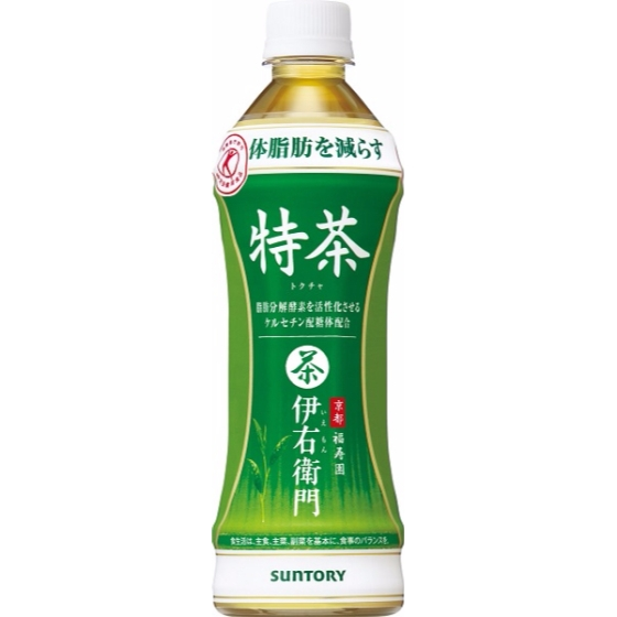 サントリー 伊右衛門特茶 500ml(特定保健用食品)