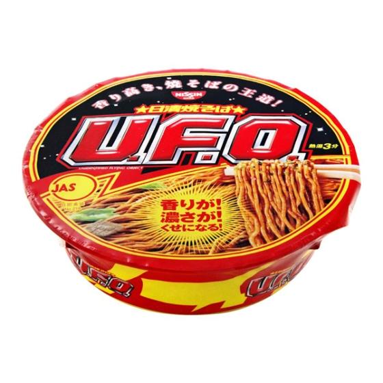 日清 焼そば UFO 128g