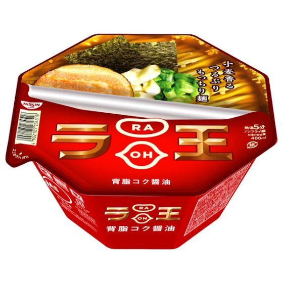 ラ王背脂コク醤油 115g