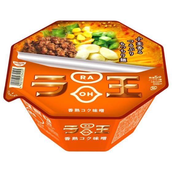 ラ王香熟コク味噌 112g