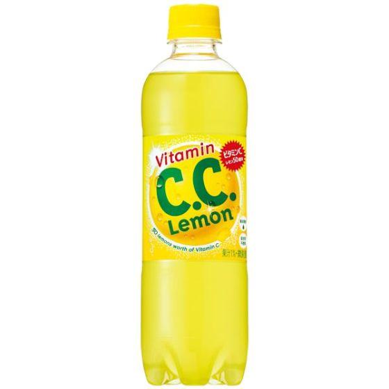 サントリー C.C.レモン 500ml