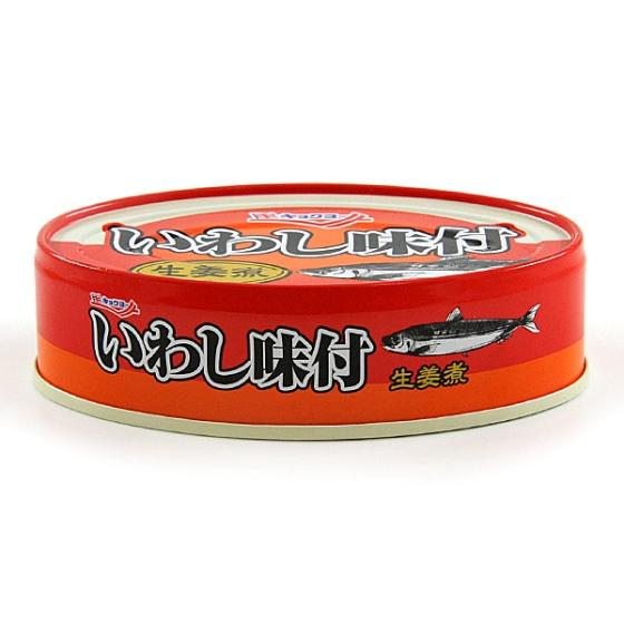 極洋 いわし味付生姜煮カット(タイ産) 100g