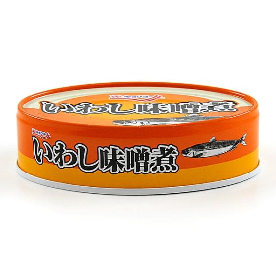 極洋 いわし味噌煮カット(タイ産) 100g