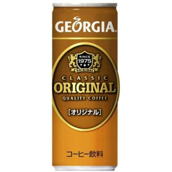 コカ・コーラ ジョージアオリジナル 250g