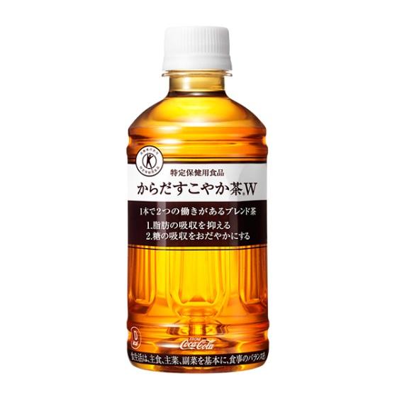 コカ・コーラ からだすこやか茶W 350ml (特定保健用食品)