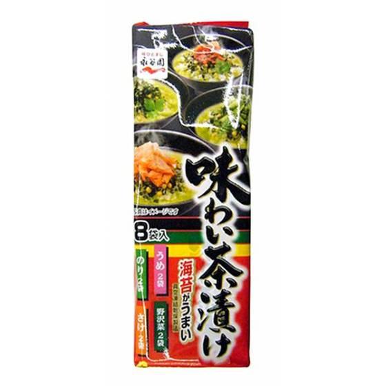 永谷園 味わい茶漬け4種 42.6g