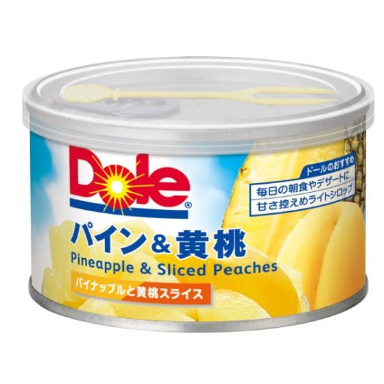 Dole パイン&黄桃 227g