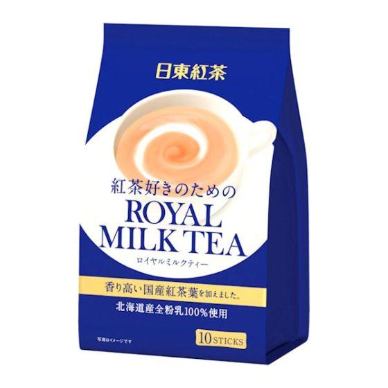 日東 ロイヤルミルクティー140g(14x10)