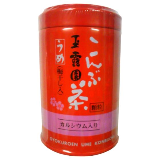 カルシウム梅昆布茶 40g