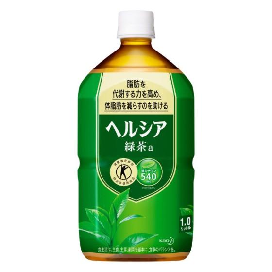 花王 ヘルシア緑茶(特定保健用食品) 1000ml