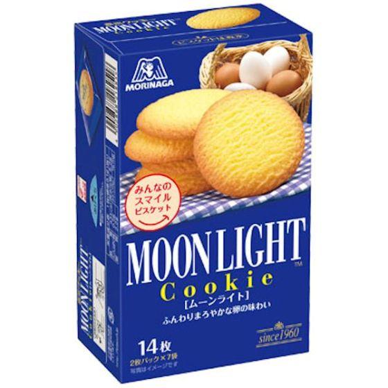 森永製菓 ムーンライト 14枚