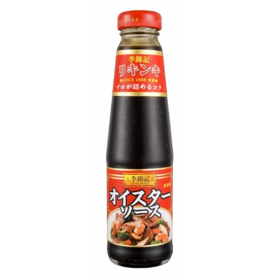 S&B 李錦記 オイスターソース 255g