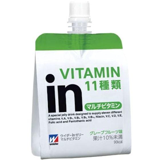 ウイダーinマルチビタミン  180g