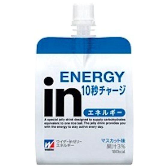 ウイダーinゼリー エネルギーマスカット味 180g