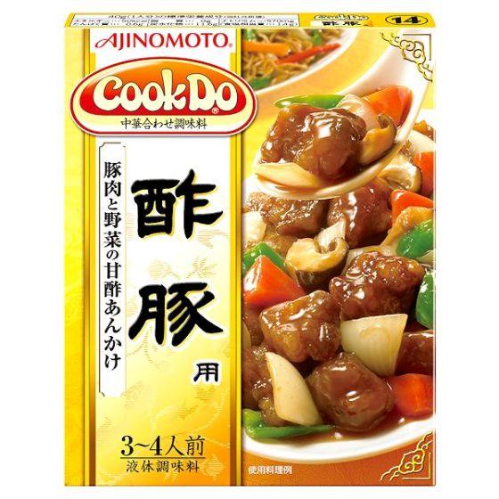 味の素 CookDo 酢豚