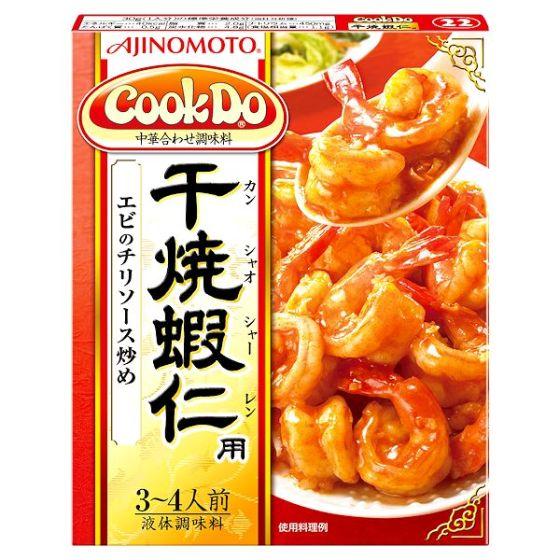 味の素 CookDo 干焼蝦仁用