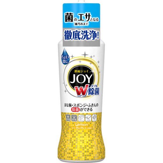 除菌ジョイコンパクト スパークリングレモン 本体 190ml