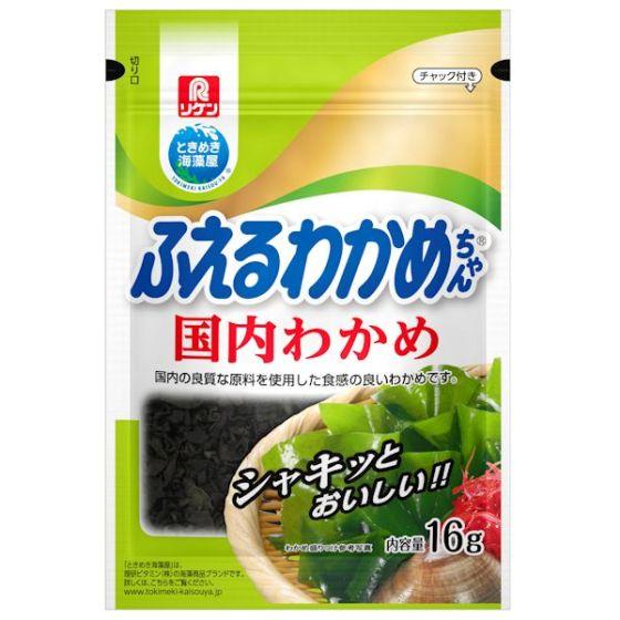 リケン ふえるわかめ(国内)16g