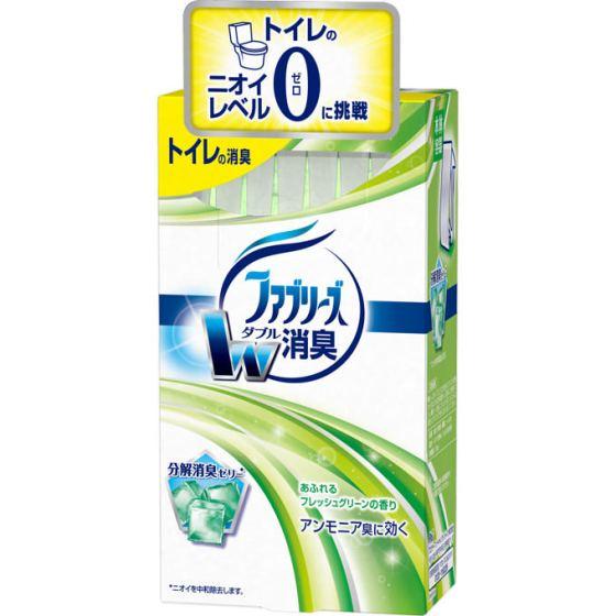 トイレの置き型ファブリーズ あふれるフレッシュグリーンの香り 130g