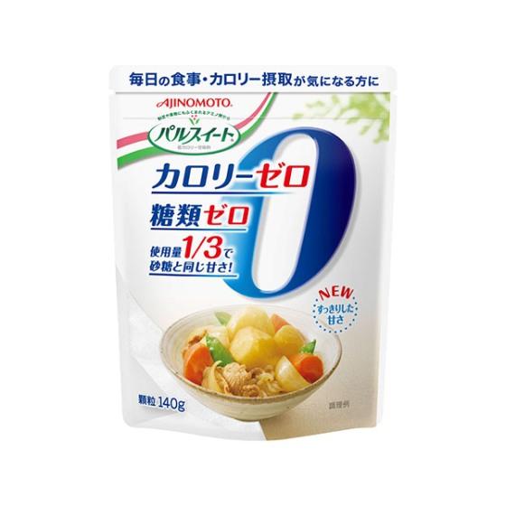 味の素 パルスイート カロリーゼロ 140g