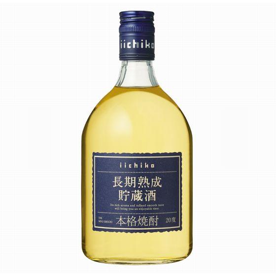 乙 20°いいちこ長期熟成貯蔵酒 720ml