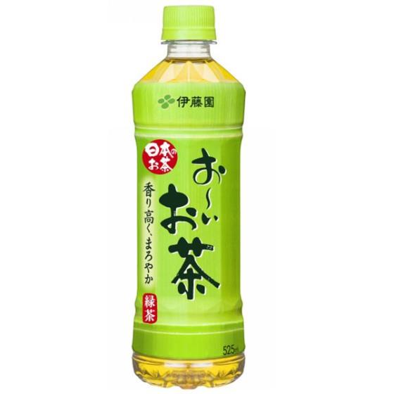 おーいお茶緑茶 525ml
