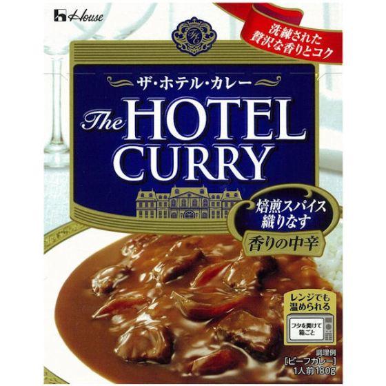 ハウス ザ・ホテル・カレー 香りの中辛 180g