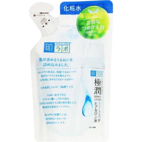 肌研(ハダラボ)極潤ヒアルロン液 つめかえ用 170ml